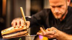 Alex Danger wint Bobby's National Cocktail Competition