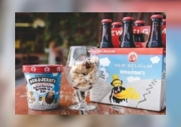 Ben & Jerry's lanceert bier-ijs (video)