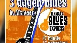 Blues in Alkmaarse cafés