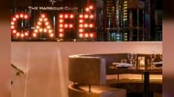 Brand in The Harbour Club Café Amsterdam