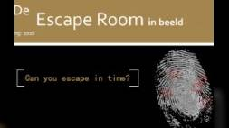 Escape rooms de trend in leisure-land