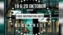 Food Inspiration Days: 19 & 20 oktober