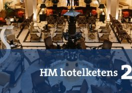 HM Hotelketens 2017 is uit!