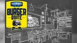 Nieuw: Hellmann's Burger Route (video)