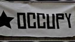 Omzet misgelopen door Occupy