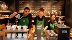 Starbucks opent concept store in Amsterdam