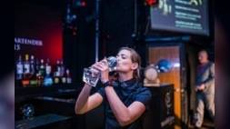Tess Posthumus Bartender of the Year