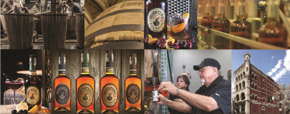 Distributieovereenkomst voor Michter's Distillery LLC en Cooper & Barrel<