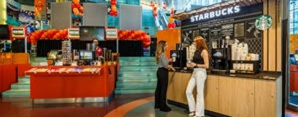 Starbucks straks ook in bioscopen