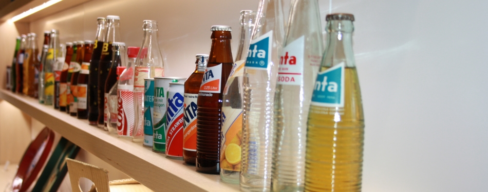 Coca-Cola geeft sneak preview in supersonisch lab<