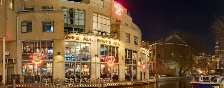 Hard Rock Café opent in 2020 in Scheveningen