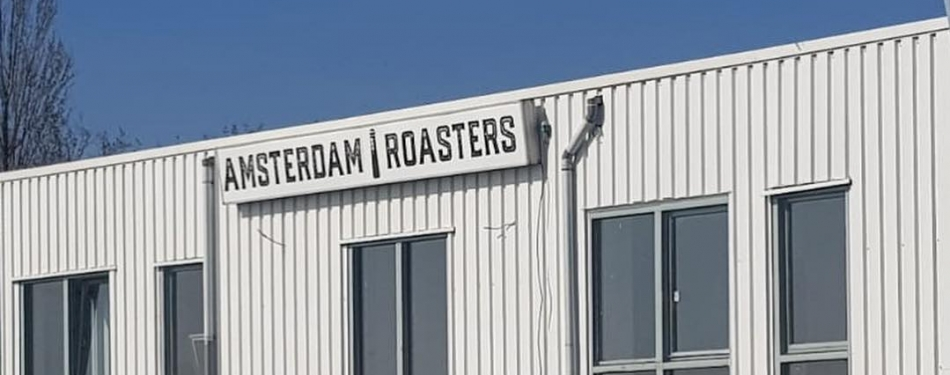 30ml Coffee Roasters wordt lid van Amsterdam Roasters<